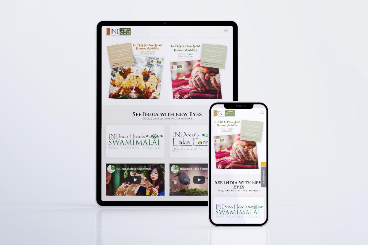 Dynamic websites in Chennai, ImagiNET Digital Marketing Agency, Web Design Company